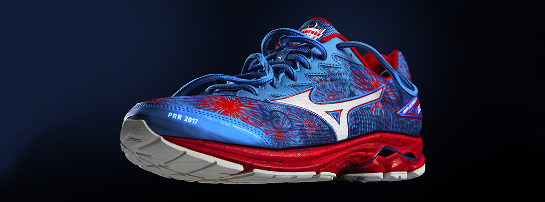 19dbd2f649d3 The Limited Edition Peachtree Wave Rider 20 - Mizuno