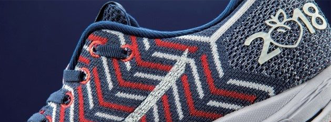 d9ec4be509a7 Custom Design Running Shoes: Limited Edition Peachtree WAVEKNIT® R1
