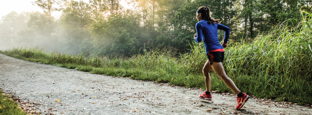 how to learn to love running