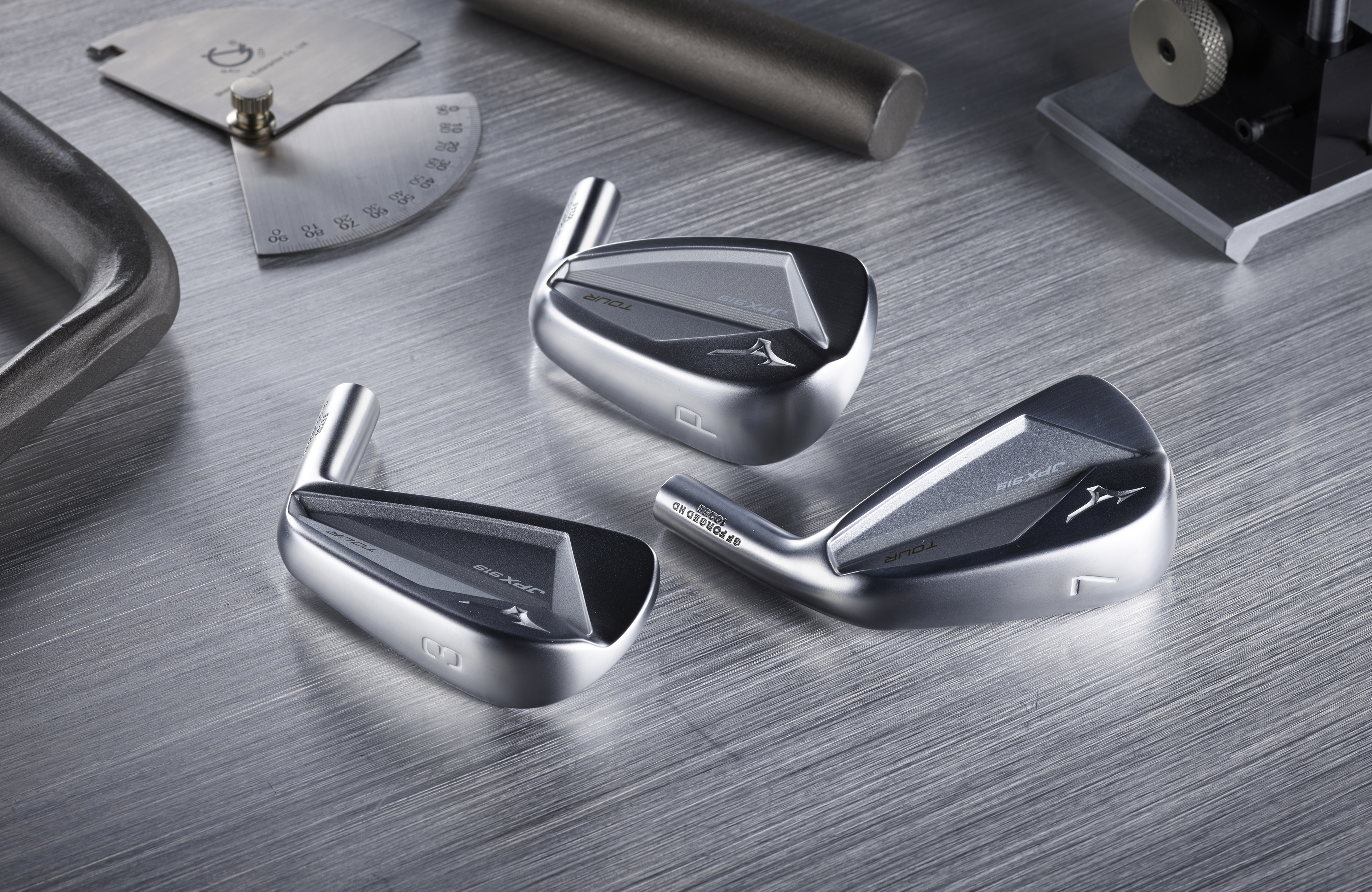 bbe744b04951 MIZUNO JPX919 TOUR IRONS PLAYED TO WIN AT BYRON NELSON